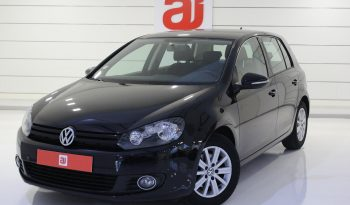 VW GOLF 1.6 TDI TRENDLINE BLUEMOTION GPS
