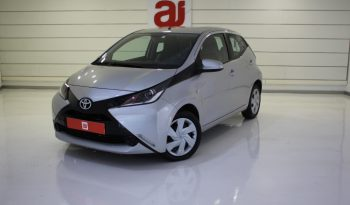 TOYOTA AYGO 1.0 POWER PACK+AC