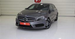 Mercedes-Benz A 180 CDi BE AMG Line.