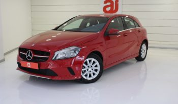 Mercedes-Benz A 160 CDi Fleet Pack Style