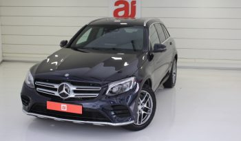 Mercedes-Benz GLC 250 d AMG 4-Matic.