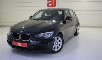 BMW 116 d EfficientDynamics 5p 2012