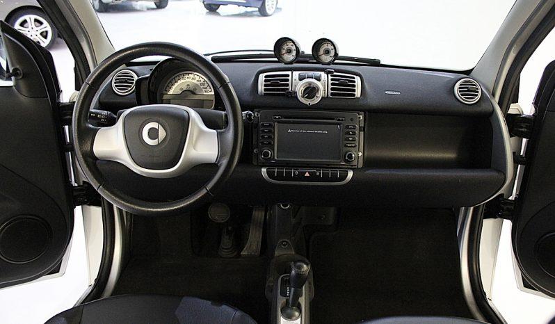 Smart ForTwo Electric Drive cheio