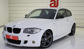 BMW 118 M Sport 3P. cheio
