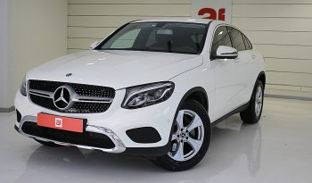 Mercedes GLC 250d Coupé 9G Exclusive